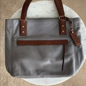 Brand new Fossil Molly Tote